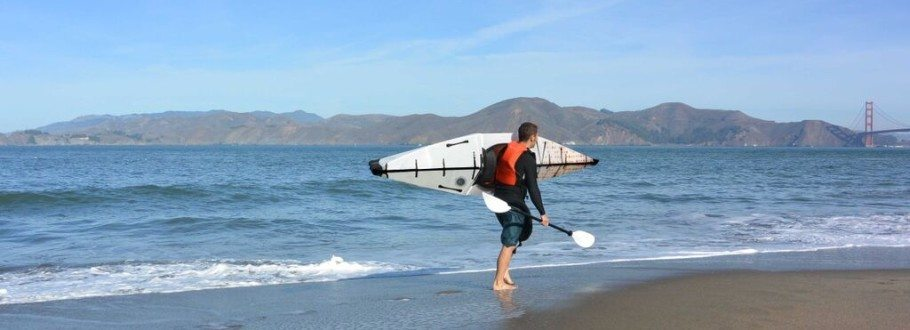 The Coast Kayak Lets You Go Anywhere