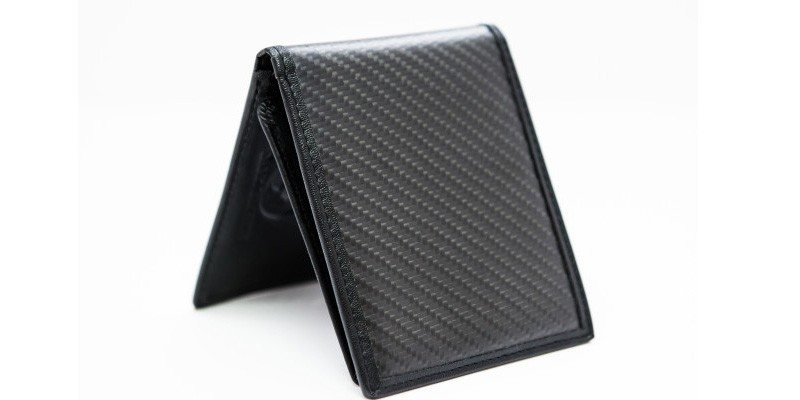 Dark Gryphon Luxury Carbon Fiber Wallets