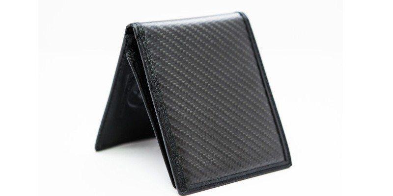 Dark Gryphon Luxury Carbon Fiber Wallets