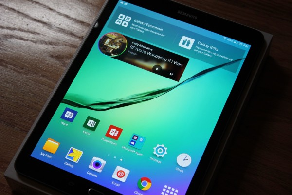 Samsung Galaxy Tab S2: Insanely Thin, Gorgeous Tablet