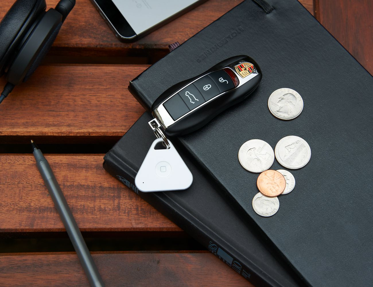 iHere Key Finder and Selfie Remote