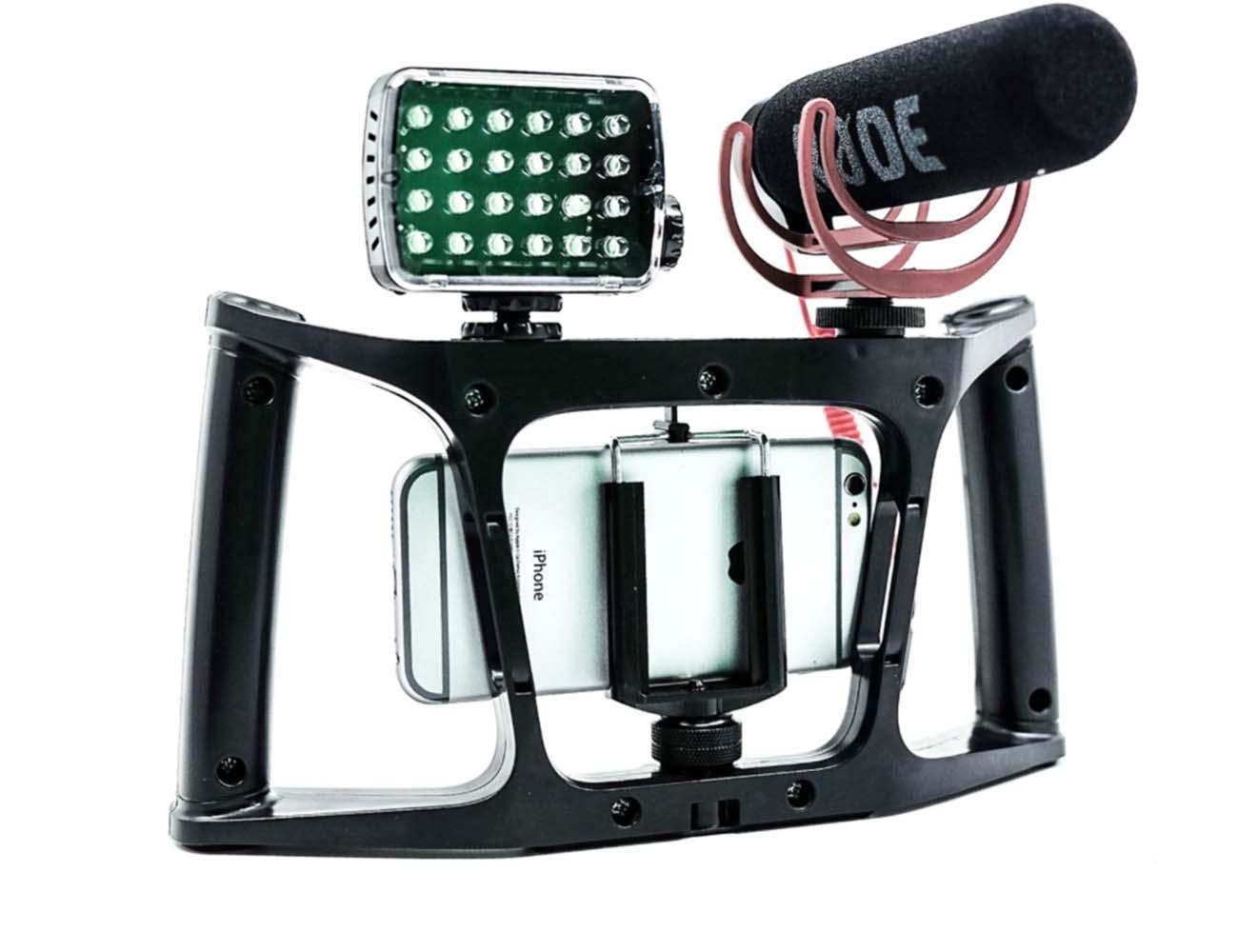 iOgrapher GO For Action Cameras!