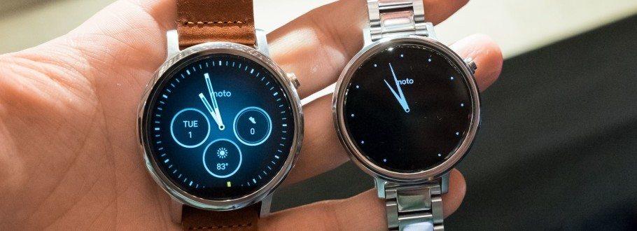 Moto 360 (2015): A Smartwatch For Everyone