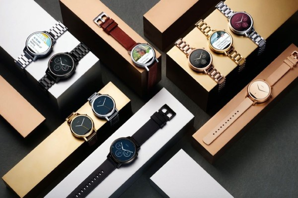 New Motorola Moto 360 Refines a Great Design and Adds More Options