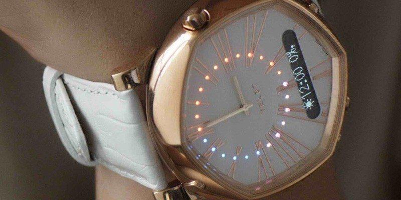VELDT – Luxury Analogue Smart Watch For iOS