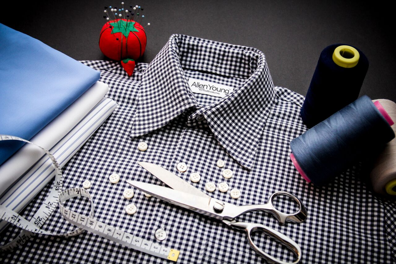 Allen Young Collection – Advanced Men's Dress Shirts