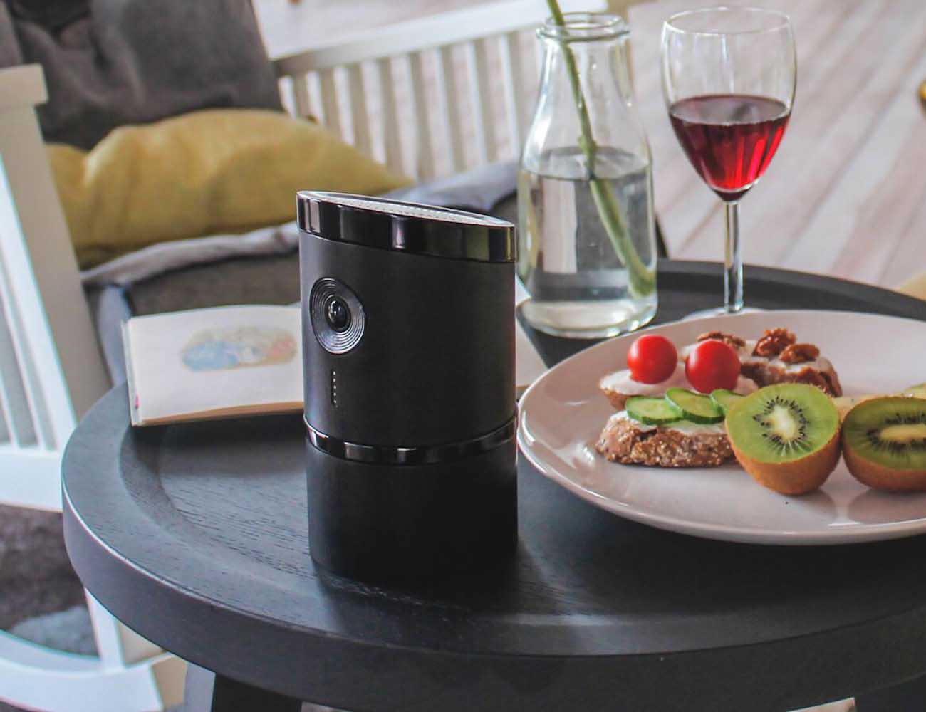 Angee – Truly Autonomous Home Security System