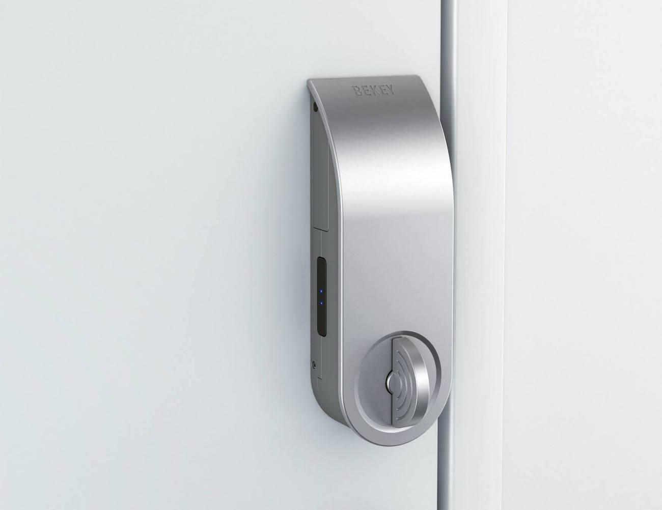 App-Enabled Smart Door Lock by Bekey