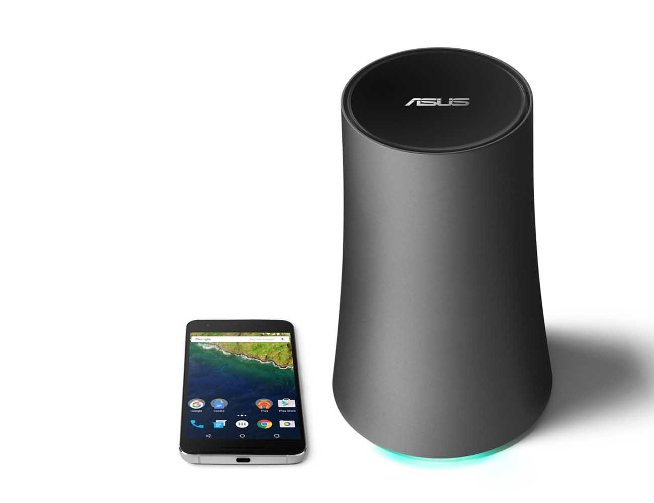 Asus OnHub with Wave Control Feature