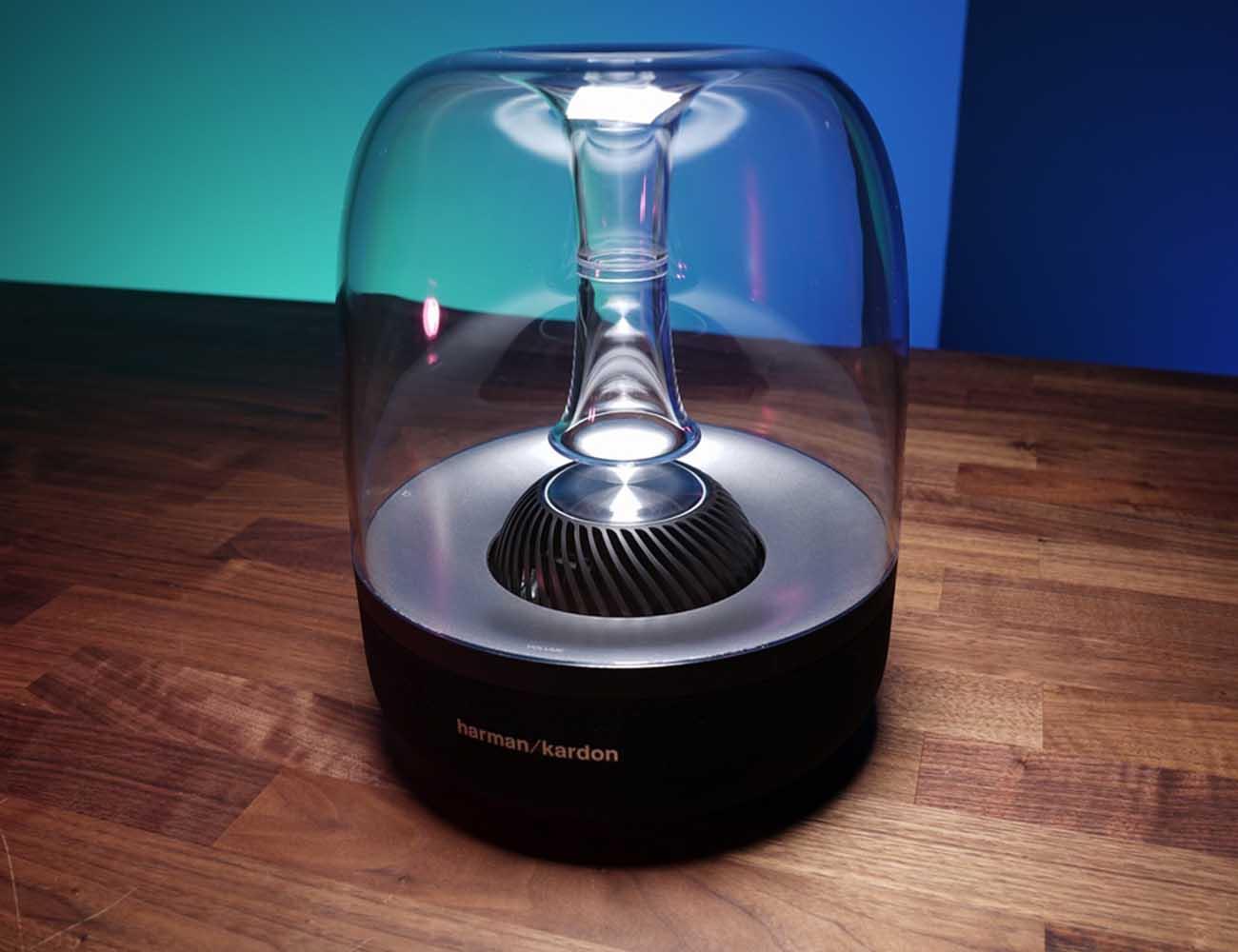 Aura – Wireless Speaker by Harman Kardon