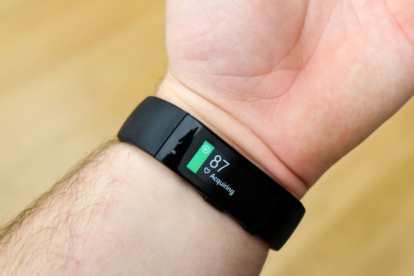 Microsoft Band 2: Improved and Streamlined to the Max