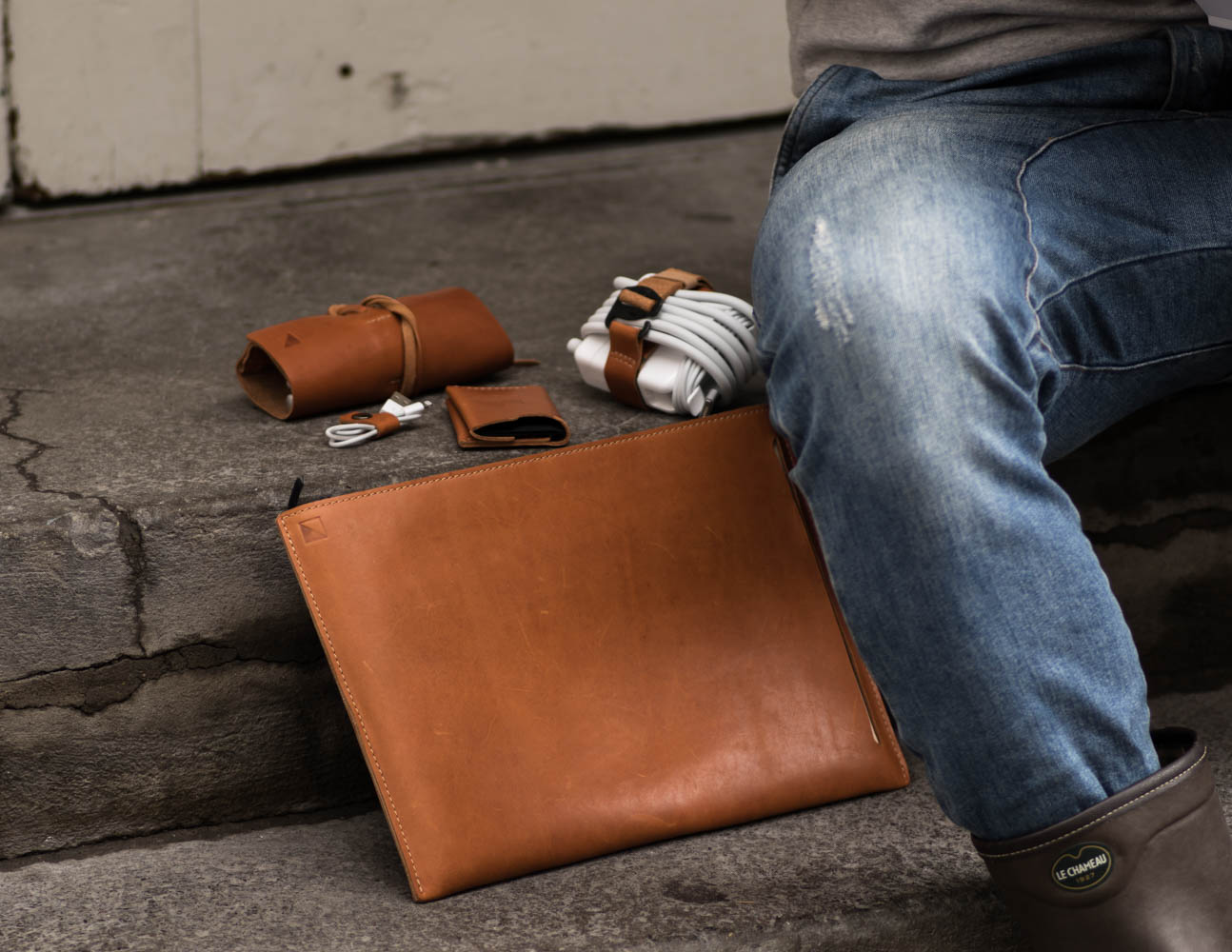 Brace – Beautiful Leather Accessories For Life On The Go