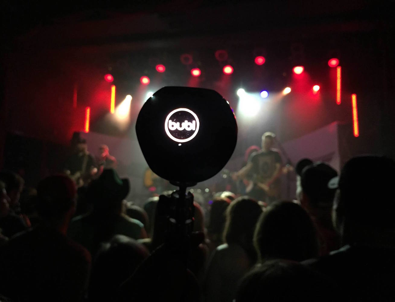 Bublcam – Fully Spherical Camera for Photo and Video
