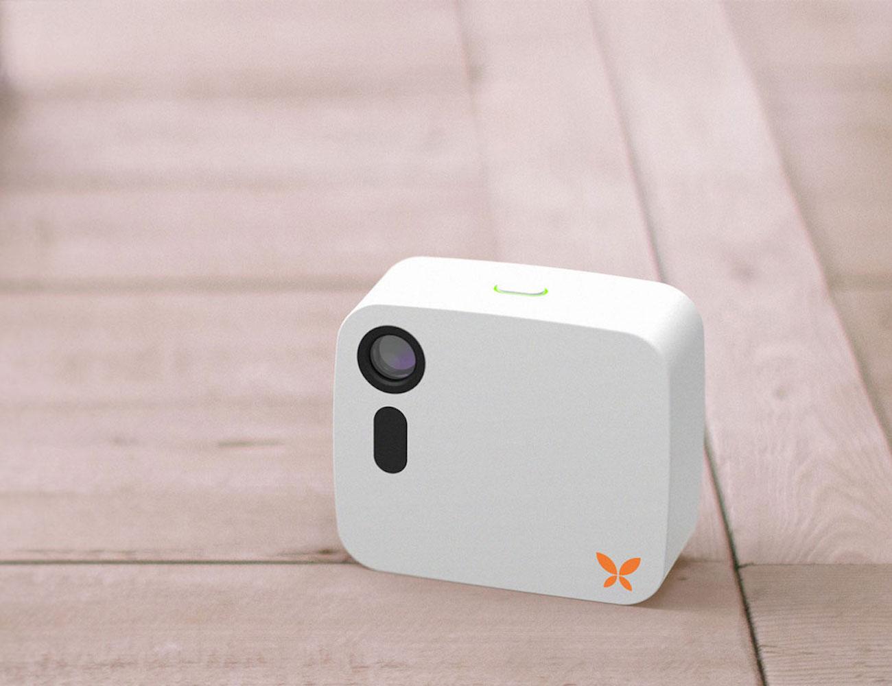 Butterfleye – The World's Smartest Wireless Monitoring Camera