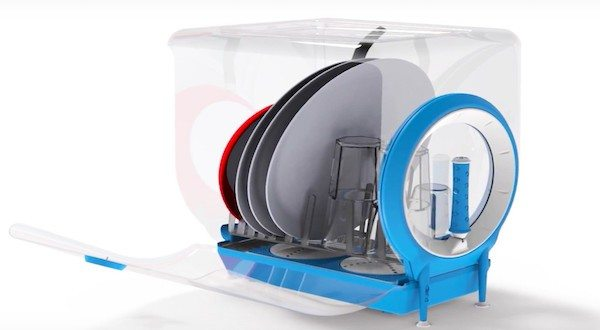 Circo Dishwasher: Manually Wash Your Plates and Utensils Without Electricity