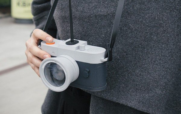 Camera Restricta Ensures Unique Photos Using GPS