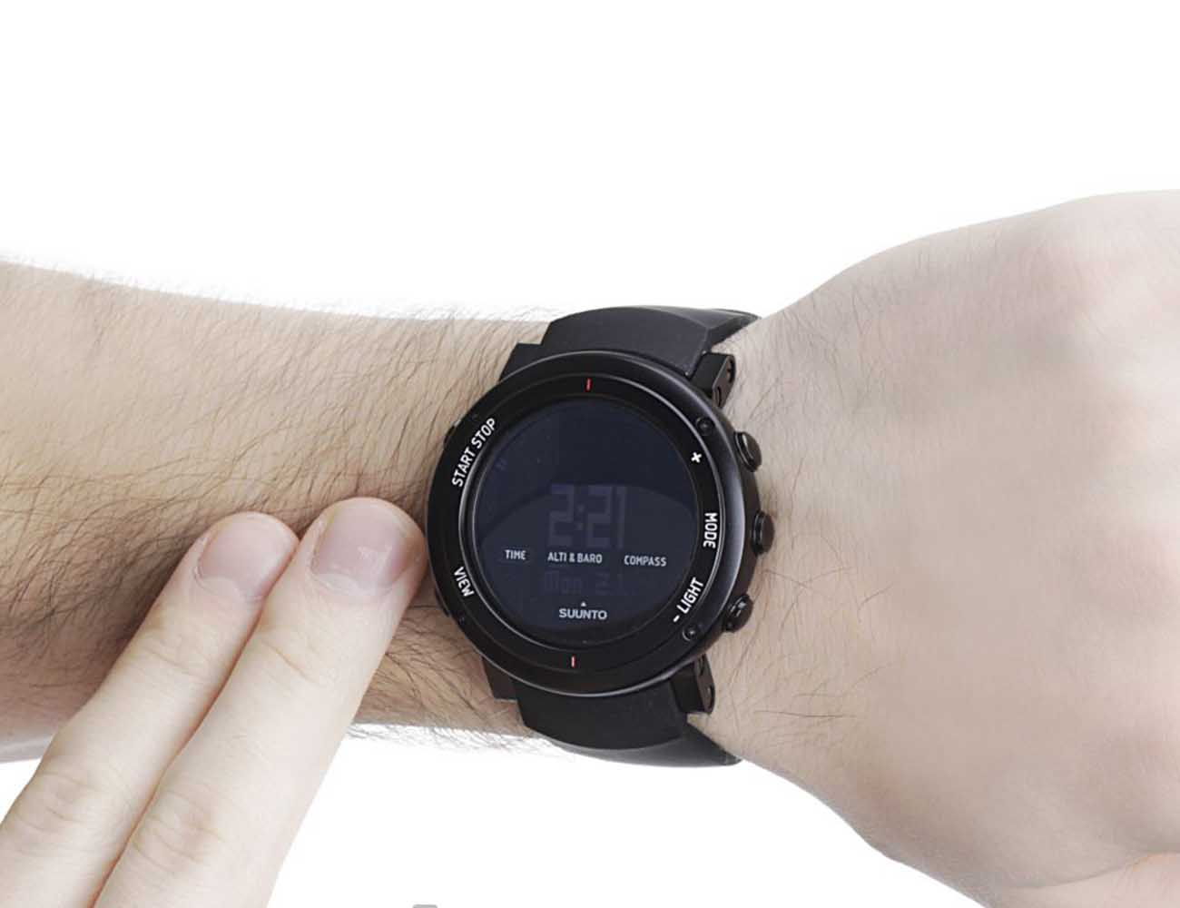 Core Alu Outdoor Watch by Suunto