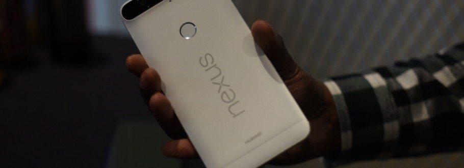 Google Nexus 6P: P Stands for Premium