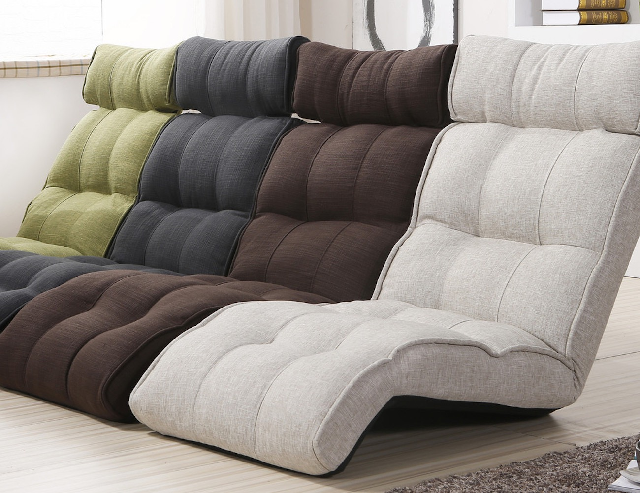 deluxe sofa chair by cozy kino gadget flow. Black Bedroom Furniture Sets. Home Design Ideas