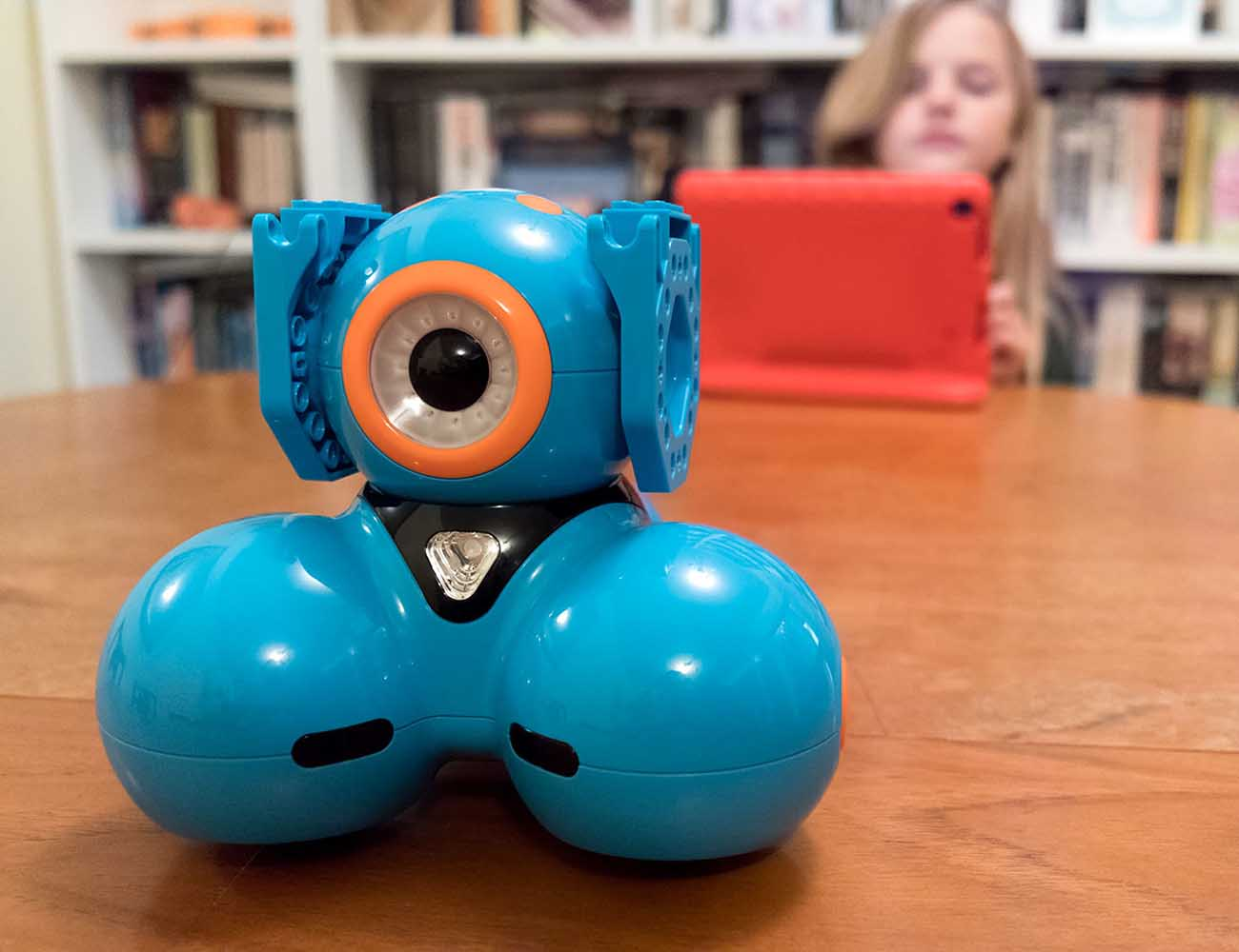 Dot – The Code-Teaching Robot by Wonder Workshop