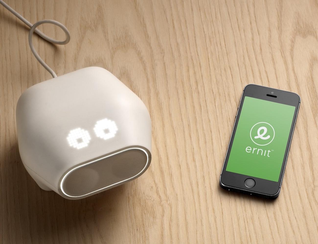 ERNIT – The Intelligent Digital Piggy Bank