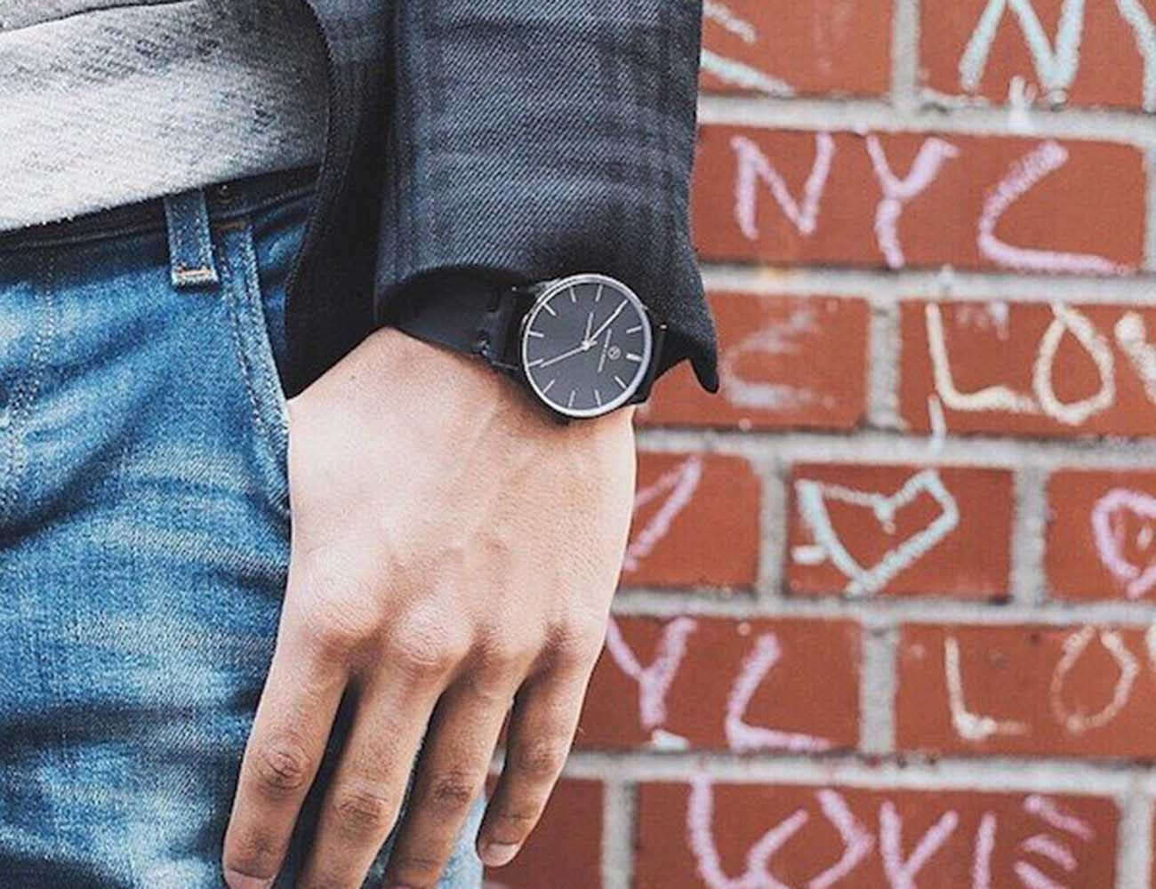 Eightynine Drk 014 Watch By Broome & Mercer