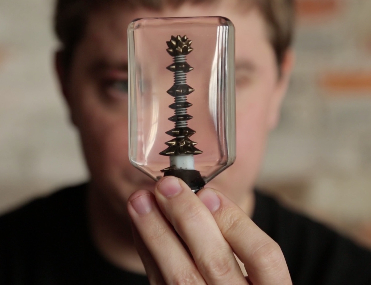 Ferrofluid – A Symbol of the Future