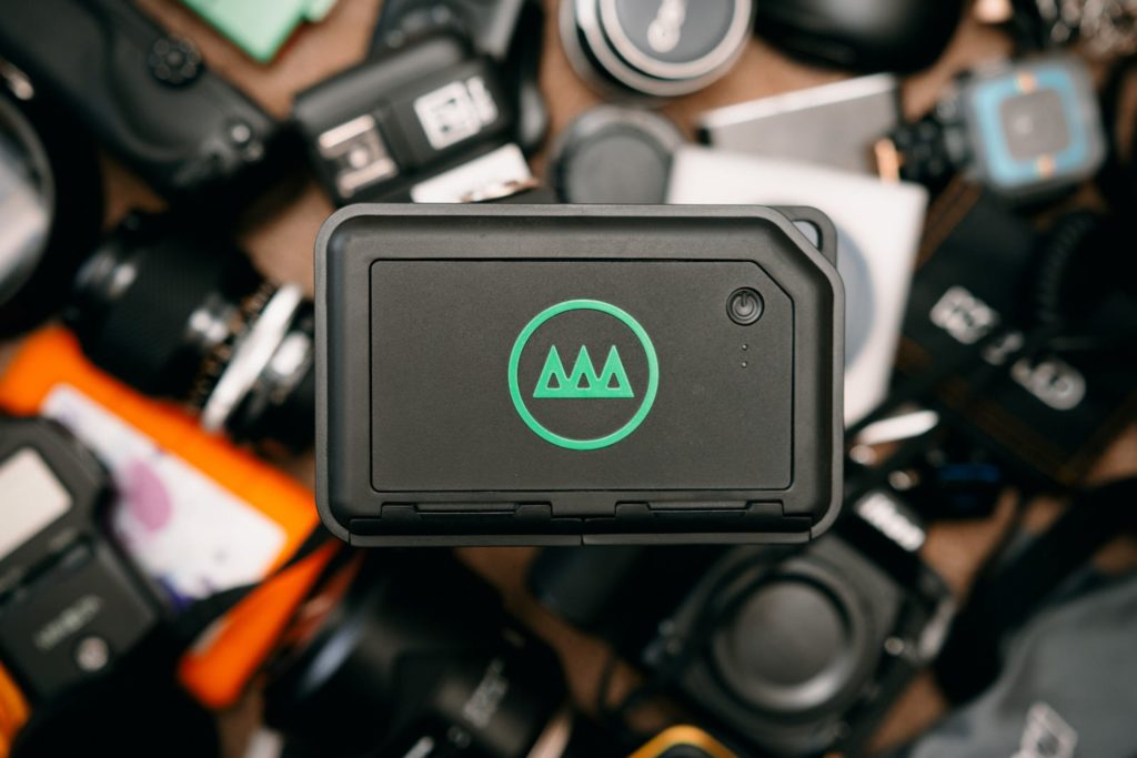 Gnarbox+Rugged+Backup+Footage+Device