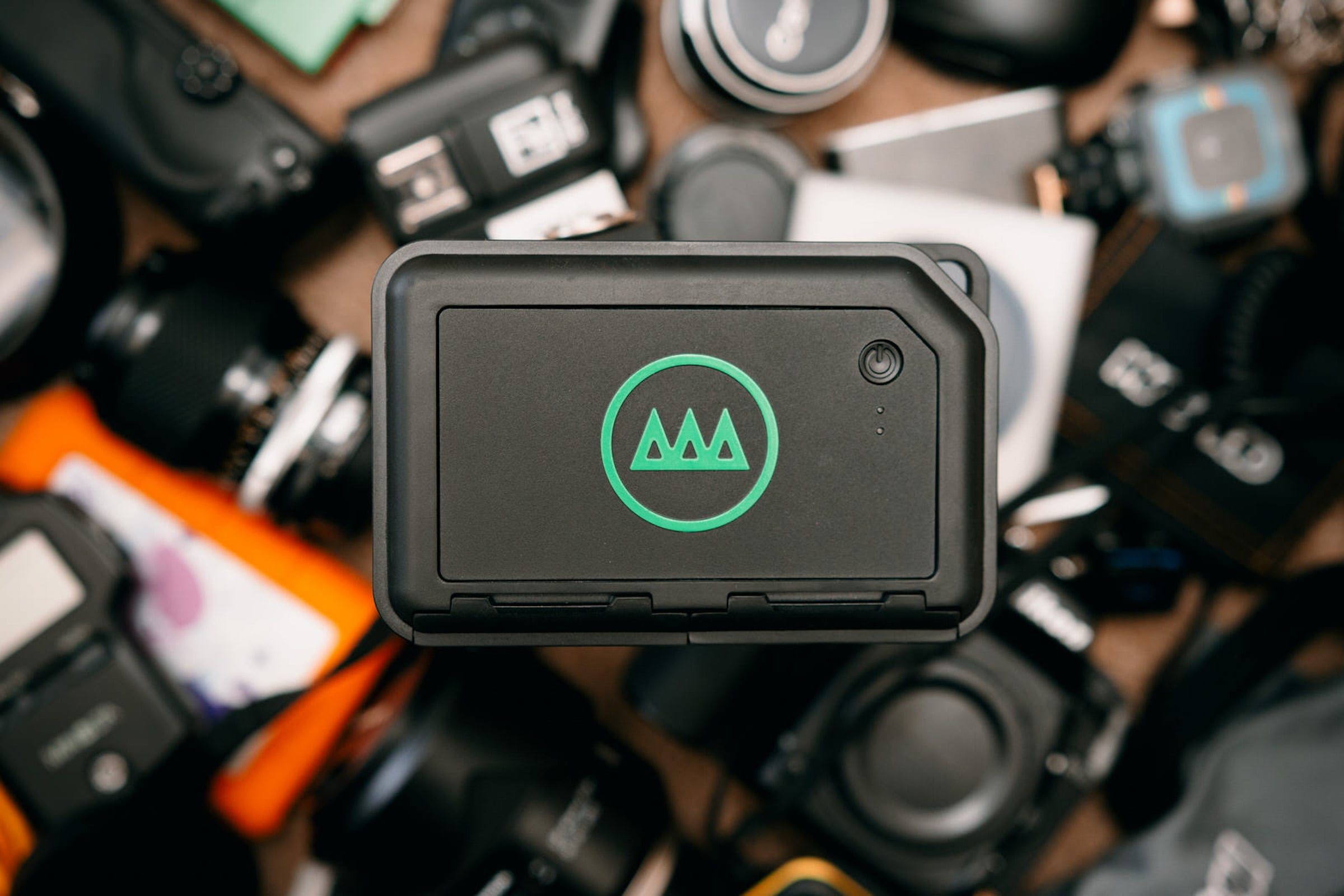 Gnarbox Rugged Backup Footage Device
