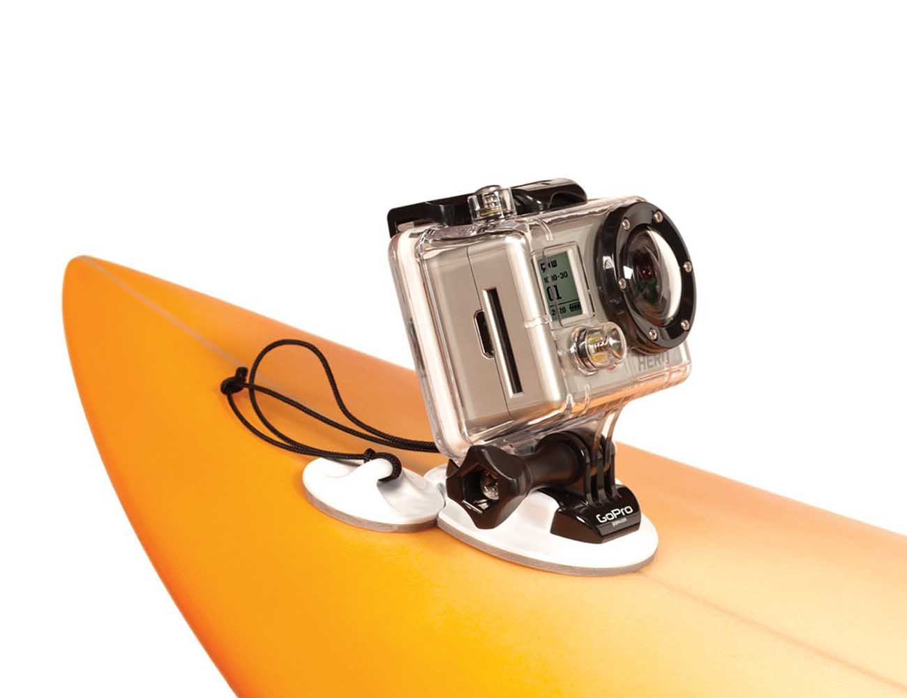 GoPro+Surfboard+Mount