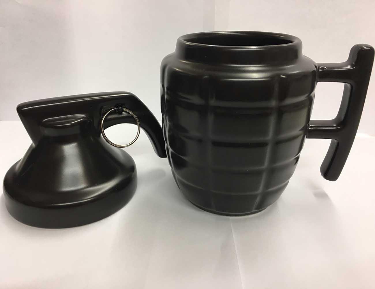 Grenade Mug – Replicating the Grenade Design on Your Coffee Mug