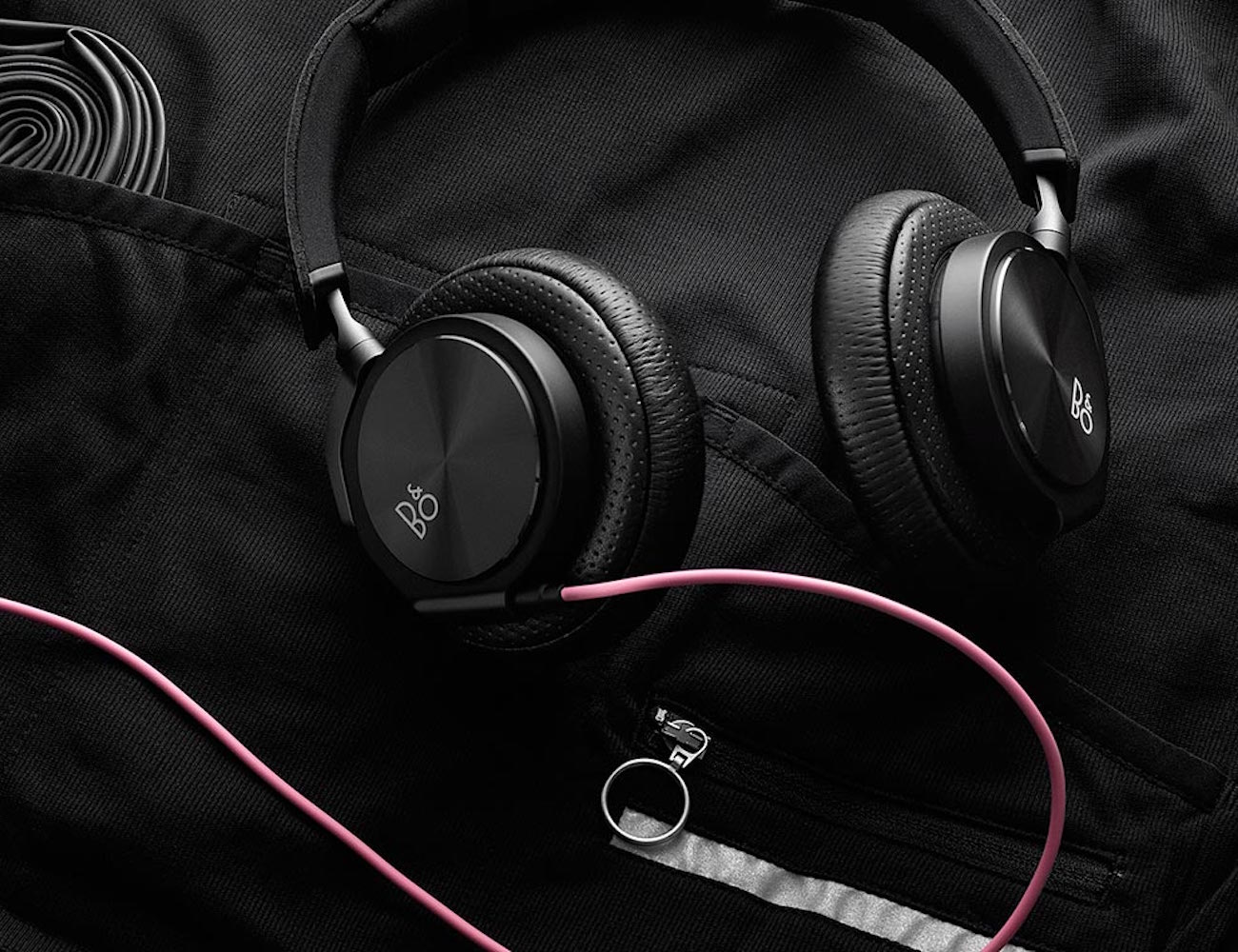 Bang & Olufsen x Rapha H6 Cycling Over-Ear Headphones
