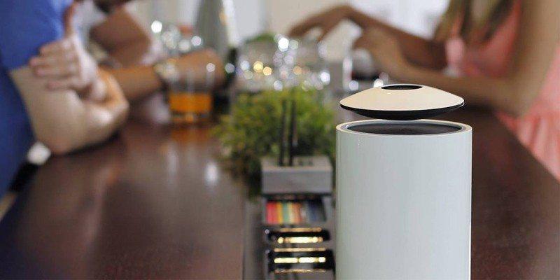 Mars Levitation Bluetooth Speaker System