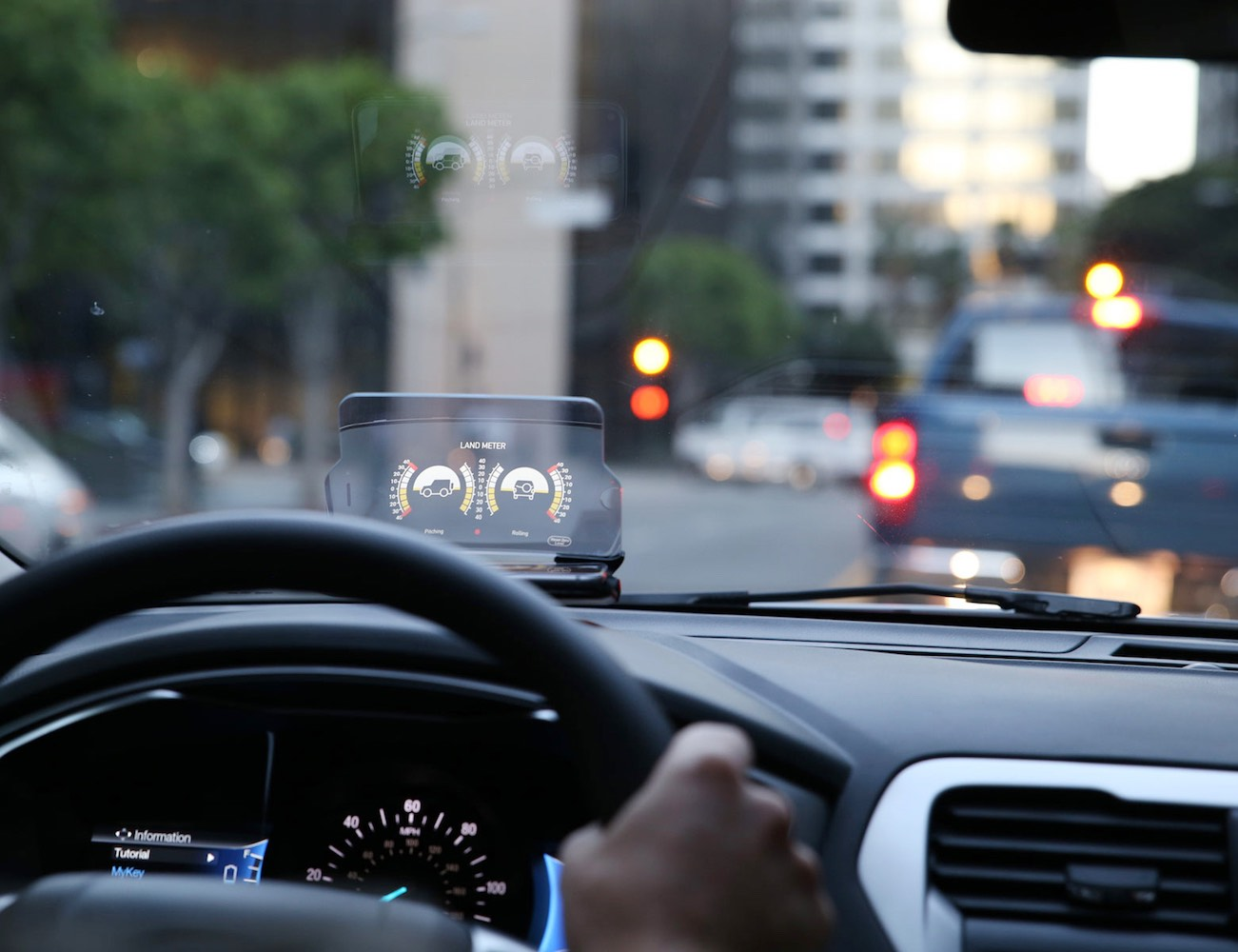 Hudway Glass Keep Your Eyes On The Road 187 Gadget Flow
