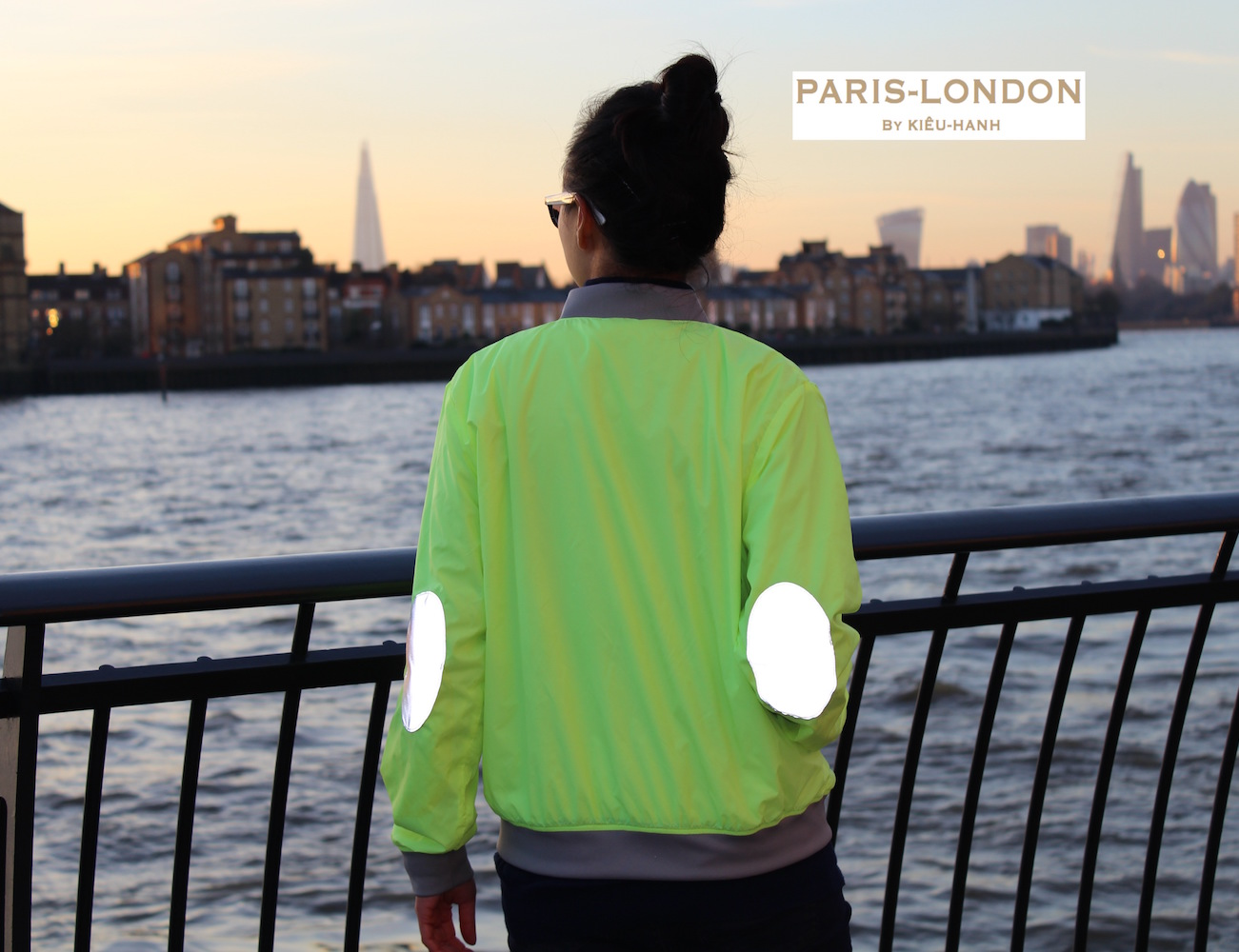 Hi-Vis Jacket Reimagined To Boost Your Confidence, Elegance & Performance