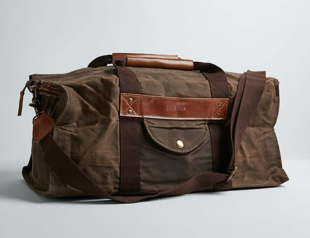 Hogarth Duffel Gym Bag by Gouache