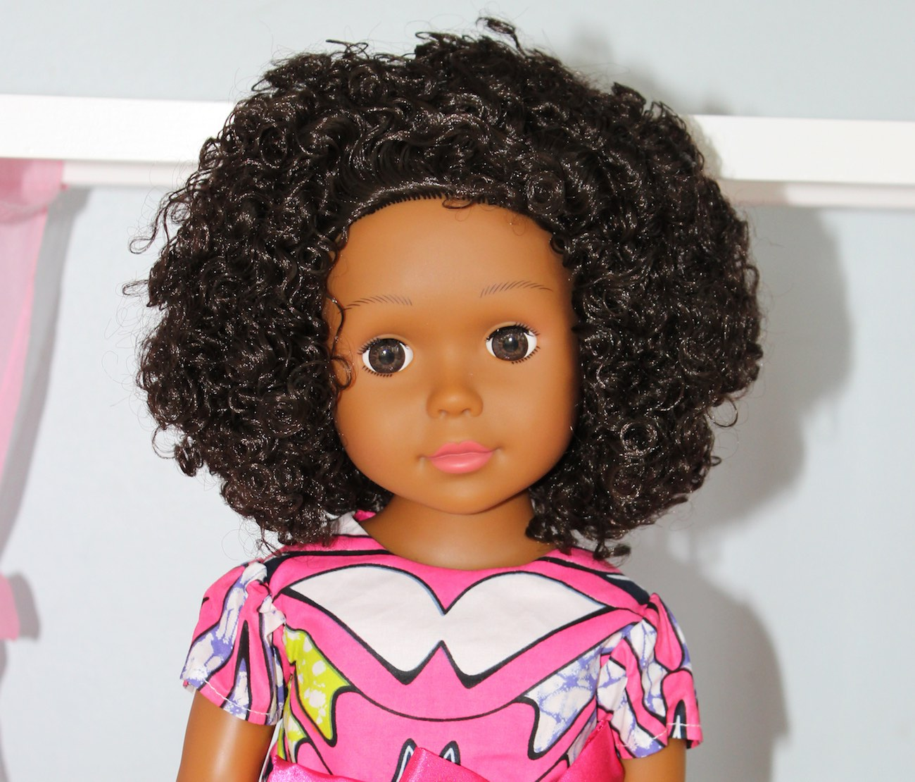 Ikuzi Dolls – Beautiful Dolls Of Color