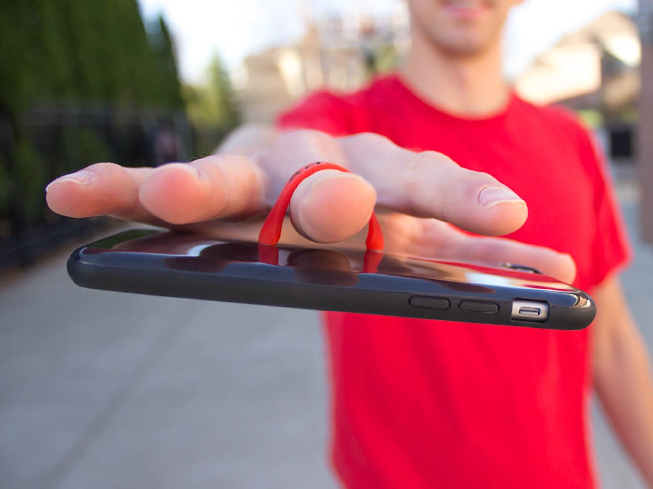 Loopy – No More Phone Drops, Easy One-Handed Use
