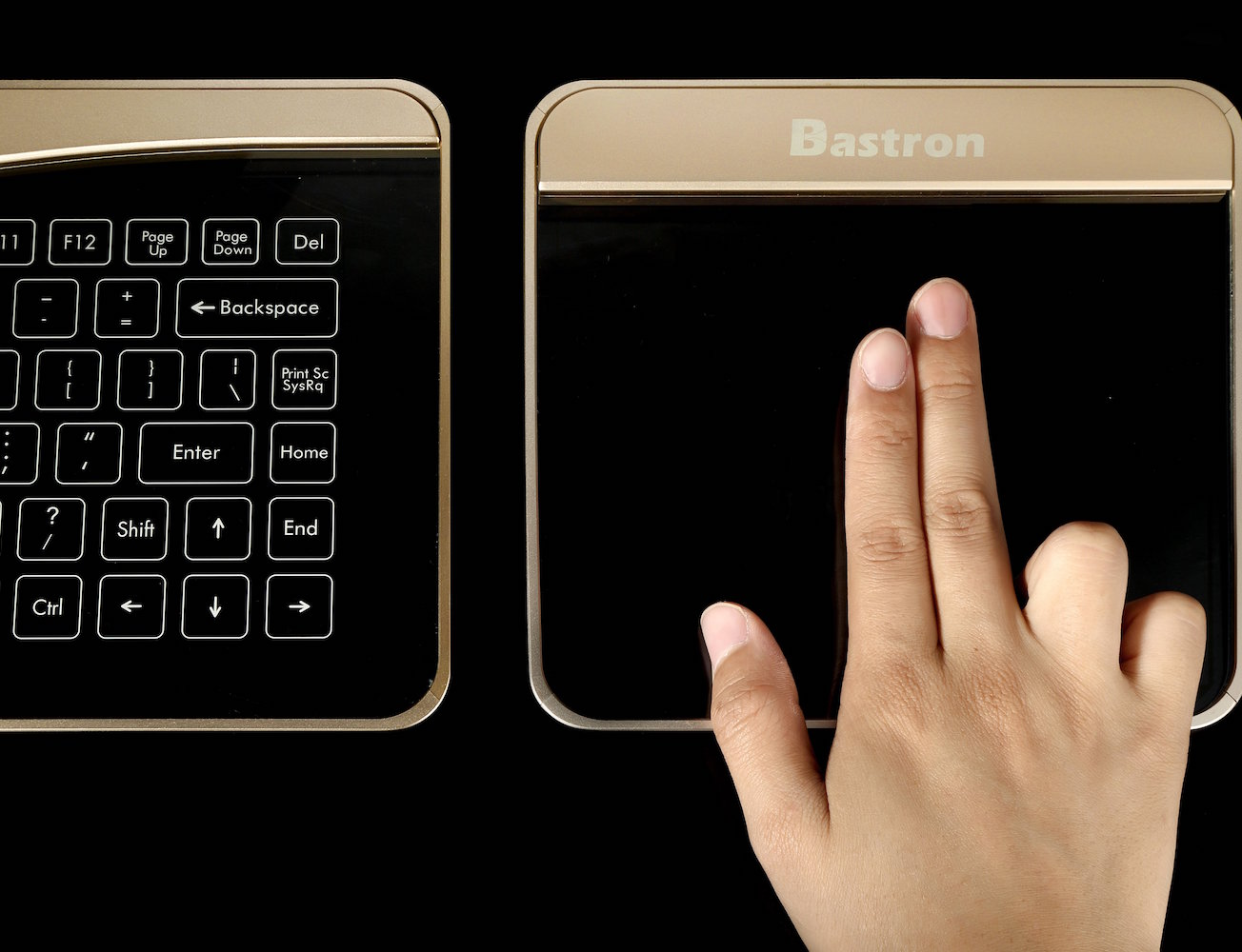 Magic Class Touchpad Trackpad with Gesture Control by ...