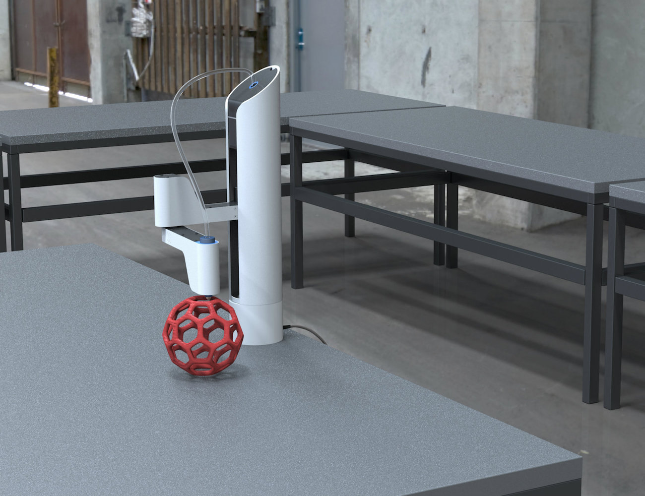 Makerarm – The First Robotic Arm