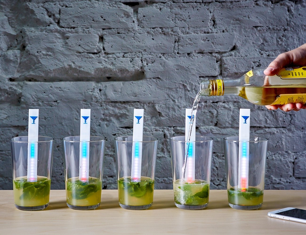 MixStik – The Magic Stick To Mix Perfect Cocktails