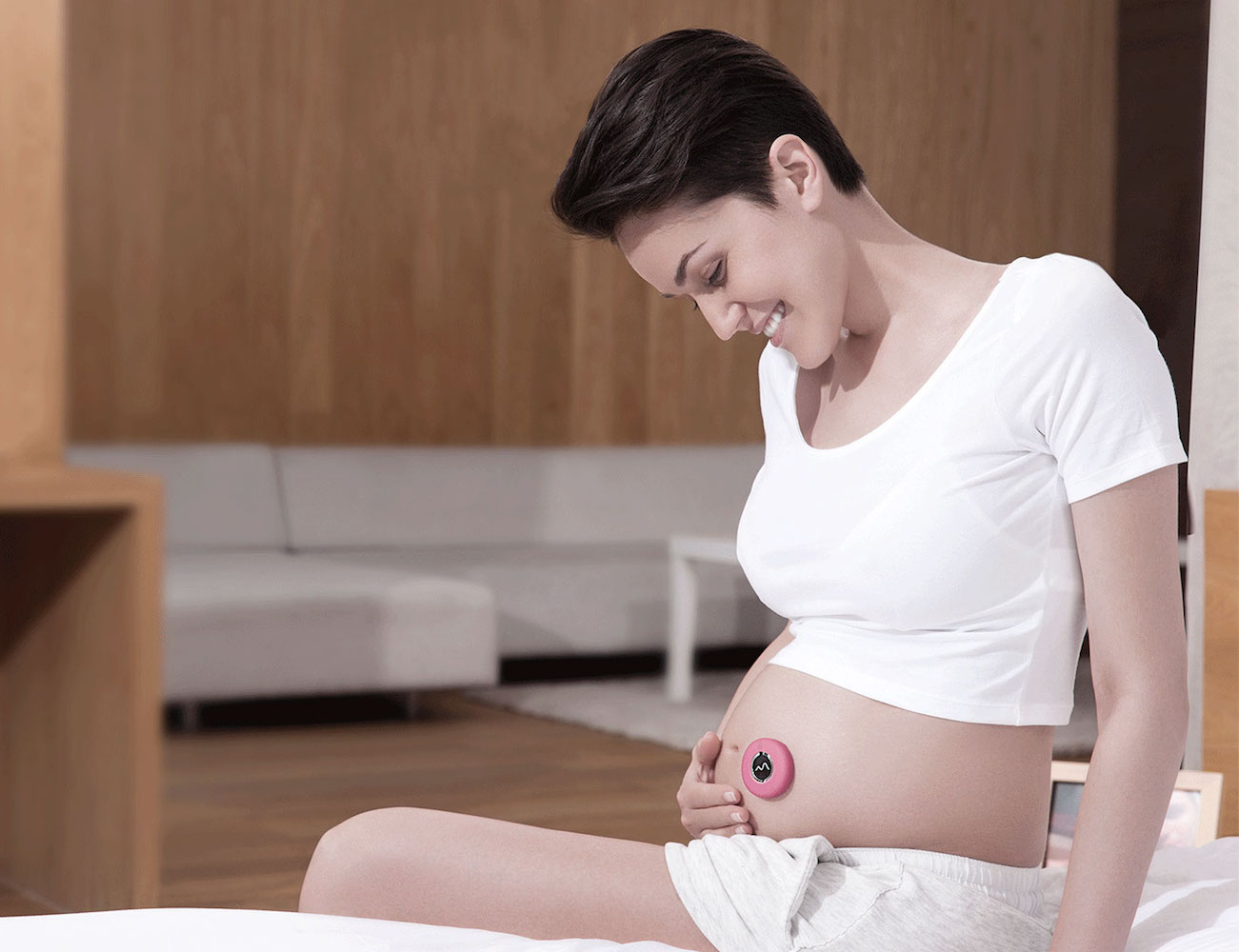 Modoo – The World's Smallest Fetus Monitoring Patch