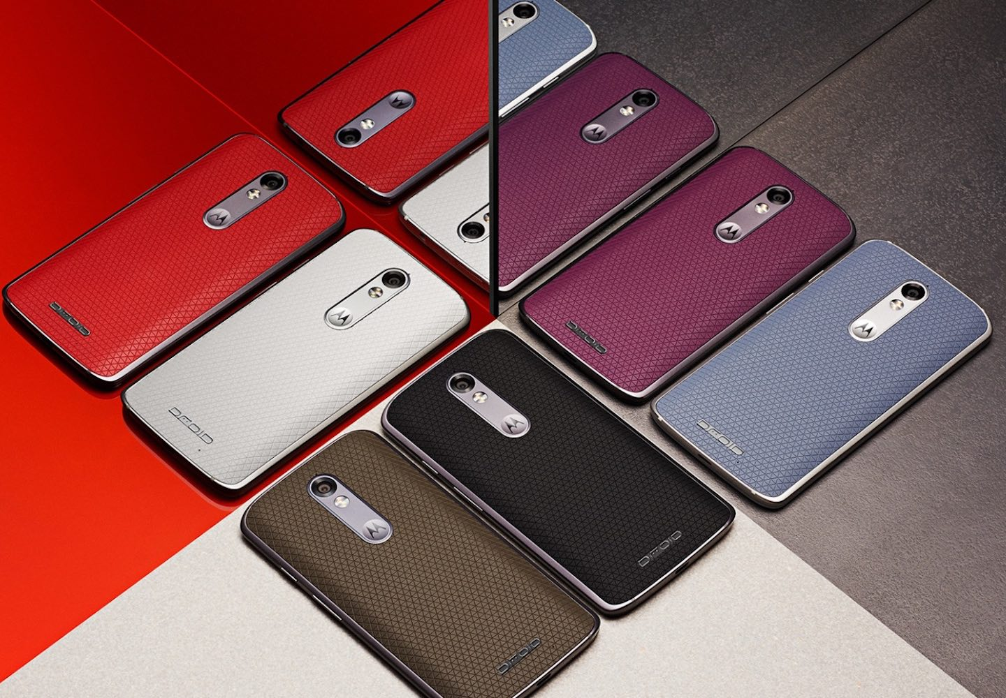 Motorola Droid Turbo 2 with 4.5 inch Shatterproof Screen
