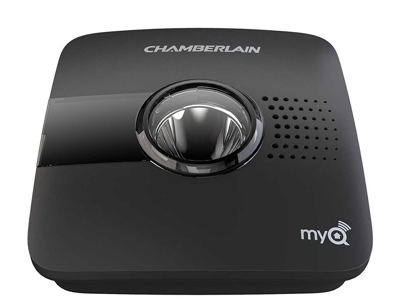 Myq Garage Smartphone Controlled Garage Door Opener