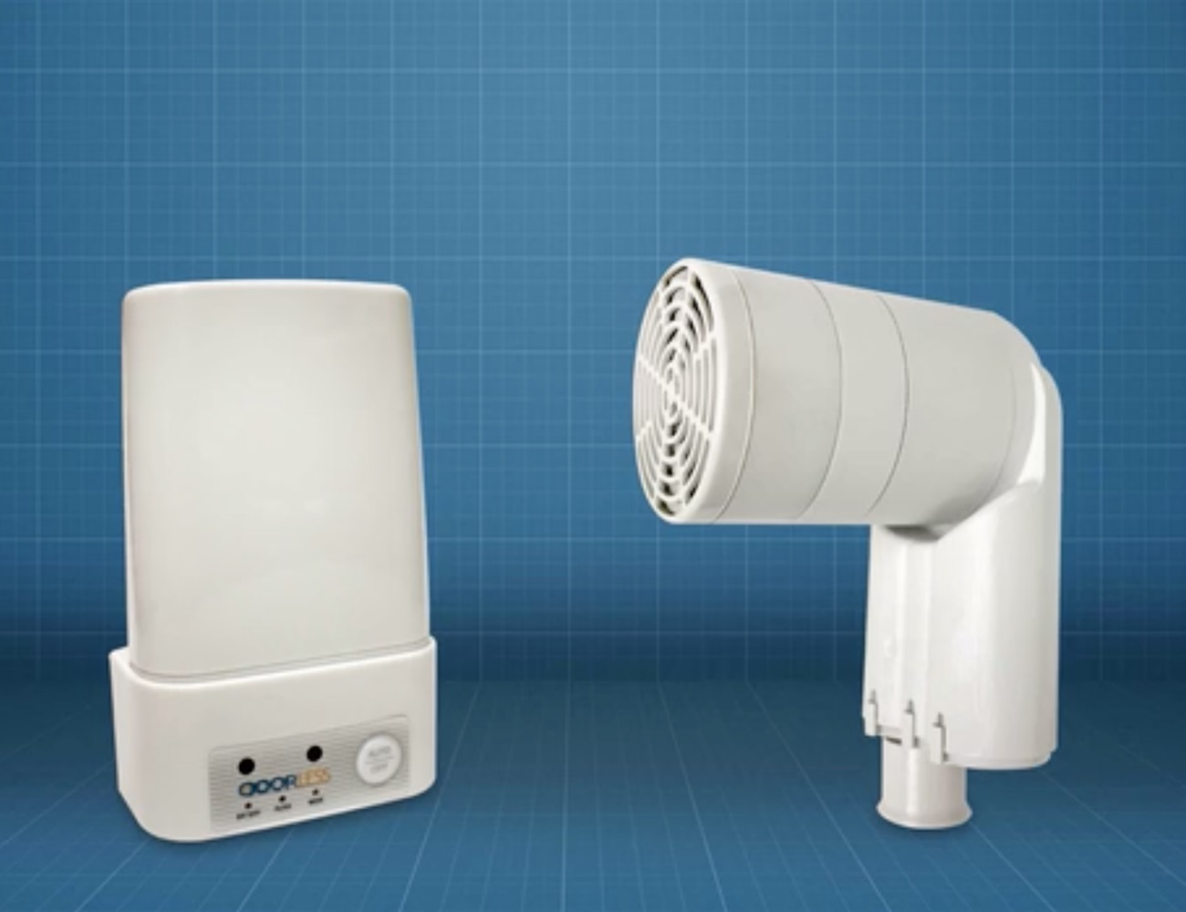 The Worlds Best Toilet Odor Removal System The Odorless Gadget Flow - Bathroom smell remover