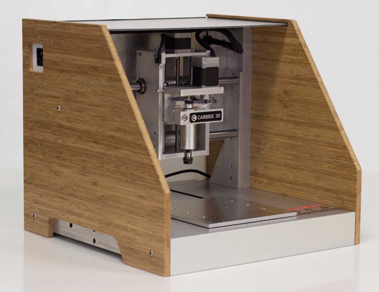 Nomad 883 – Compact Desktop CNC Mill