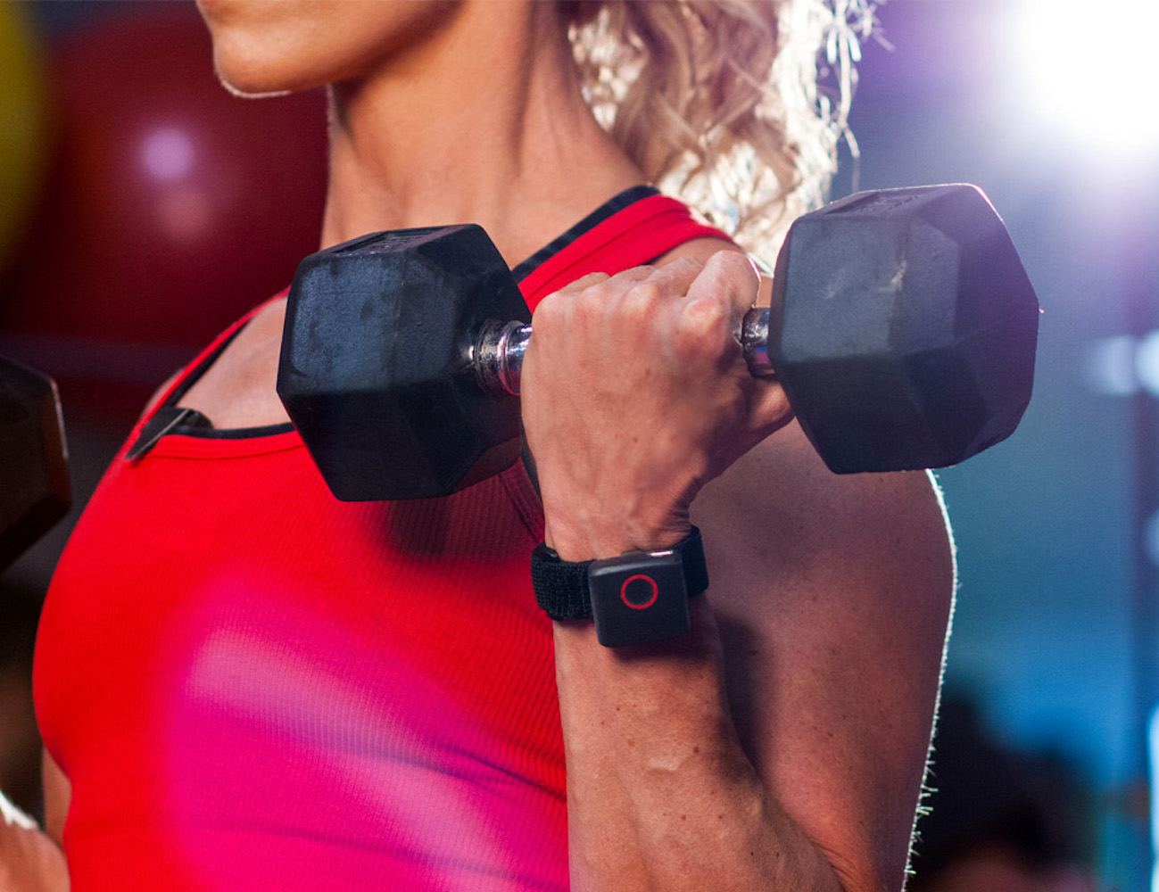 Ollinfit – The Wearable Personal Trainer