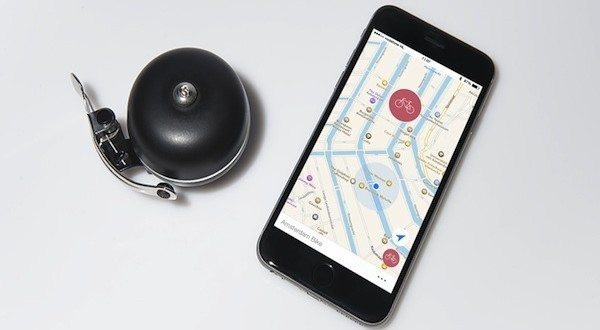 Pingbell will help you find your two-wheeler in a crowded bike lot