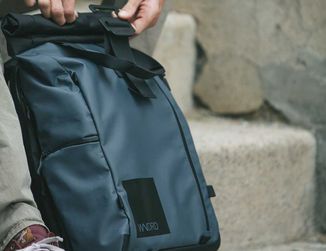 PRVKE Pack by WANDRD – The Bag for Photographers and Travelers