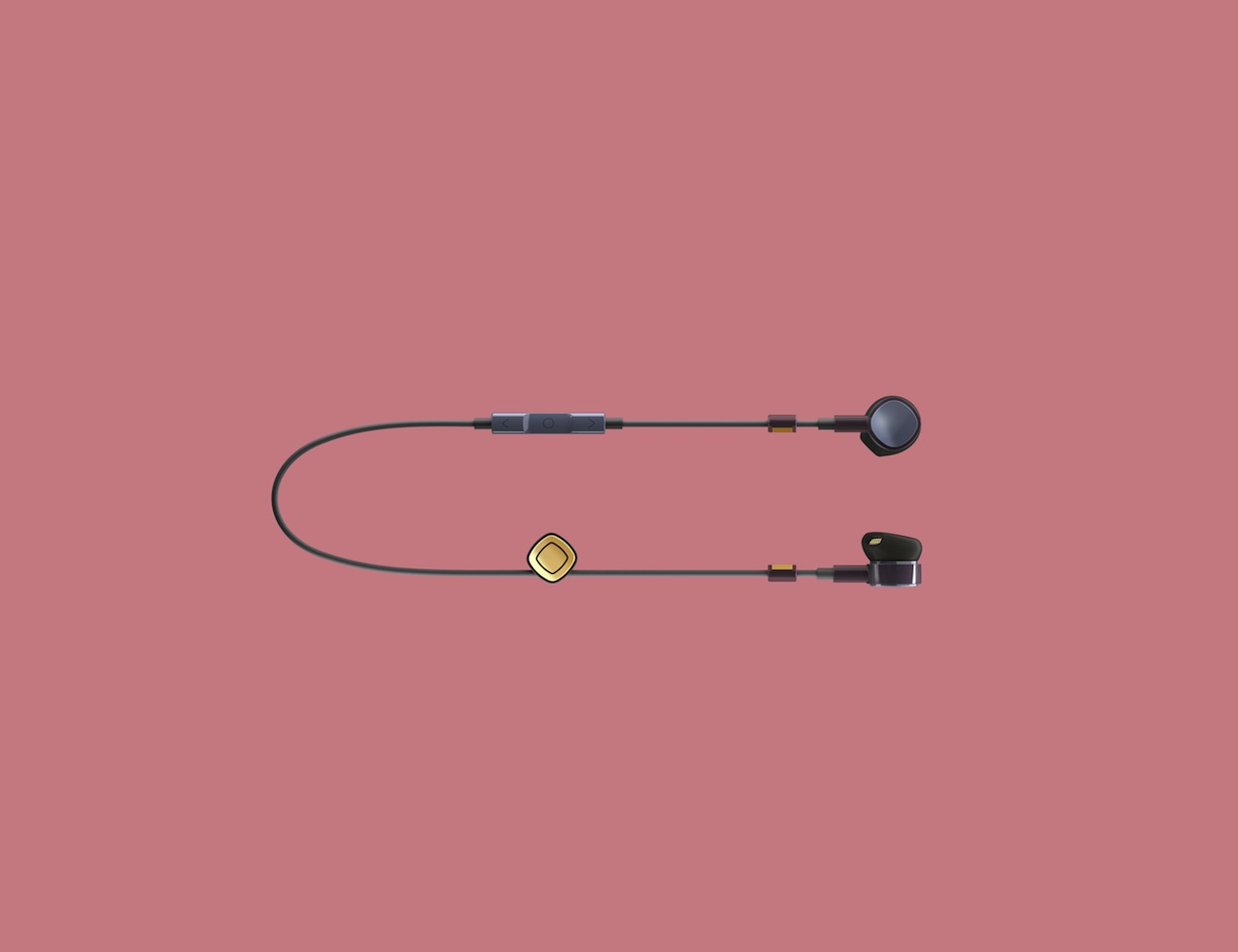 PUGZ – The World's Smallest Earphones